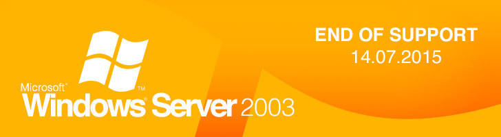 Rip Windows Server 2003