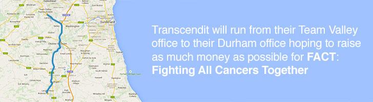 Transcendit Runs For Fact
