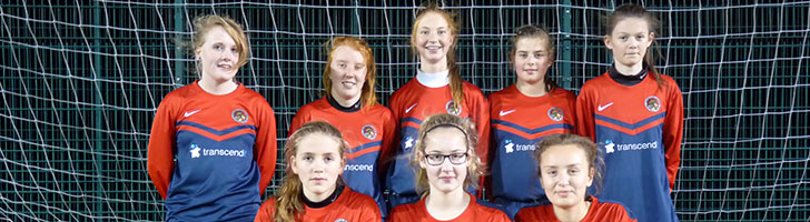 Wallbottle Under16 Girls