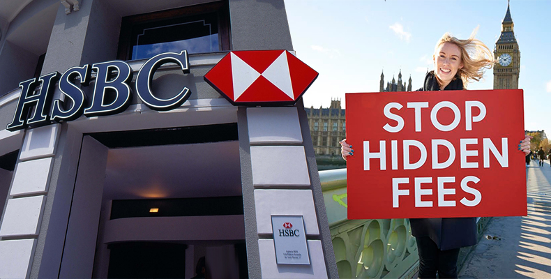 HSBC to refund fees days after petition launch - TransferWise