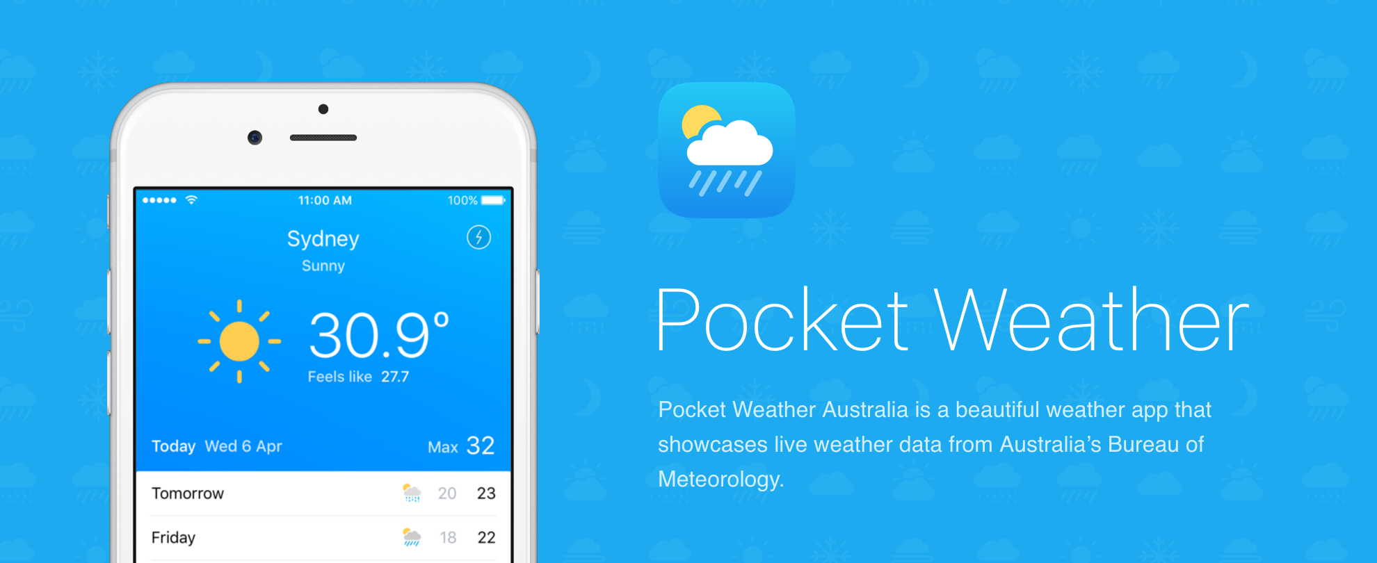 pocket weather