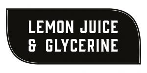 Lemon Juice & Glycerine