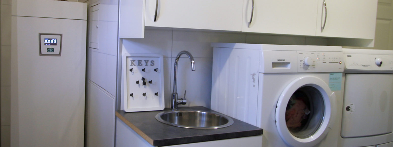 Fleksibel vannbåren varme i ny bolig