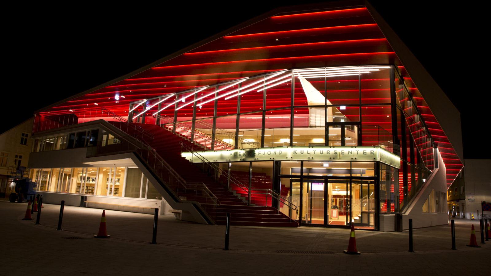 Flekkefjord kultursenter Spira