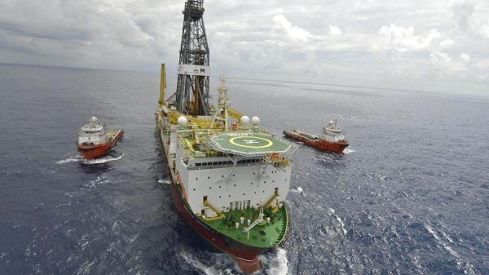 Odfjell Deepsea Metro 1 - SPS personnel