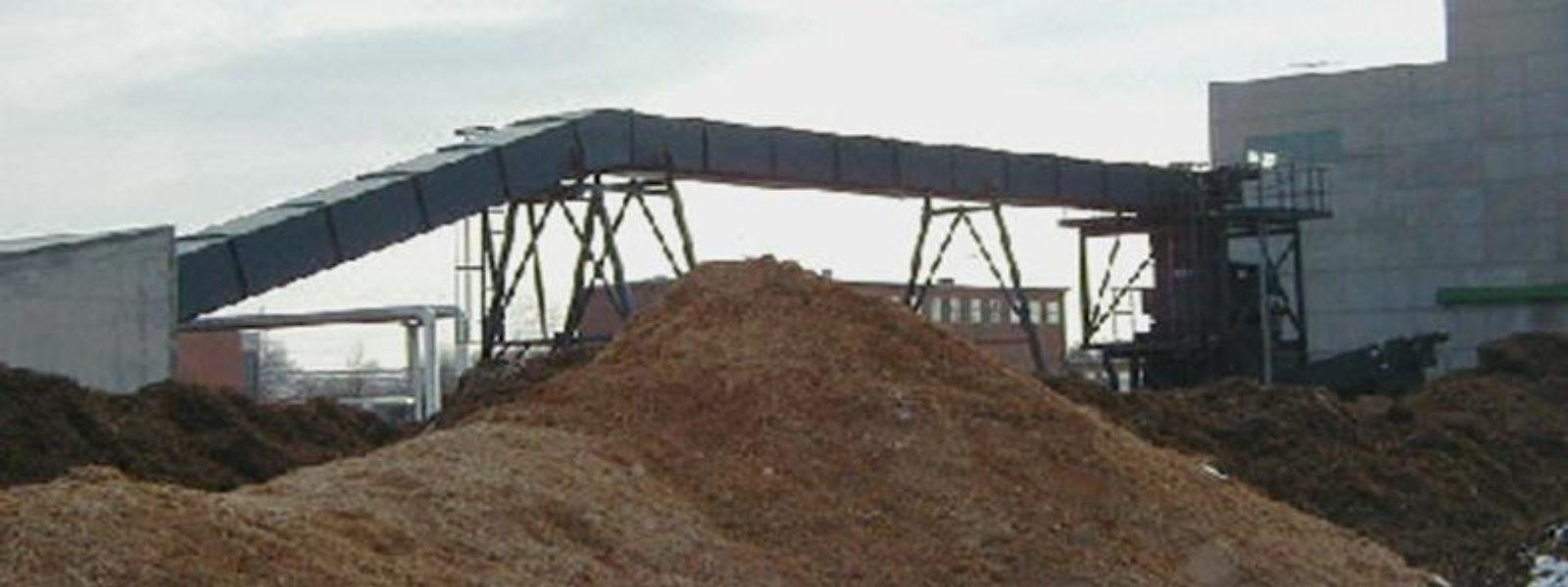 Scraper chain conveyors