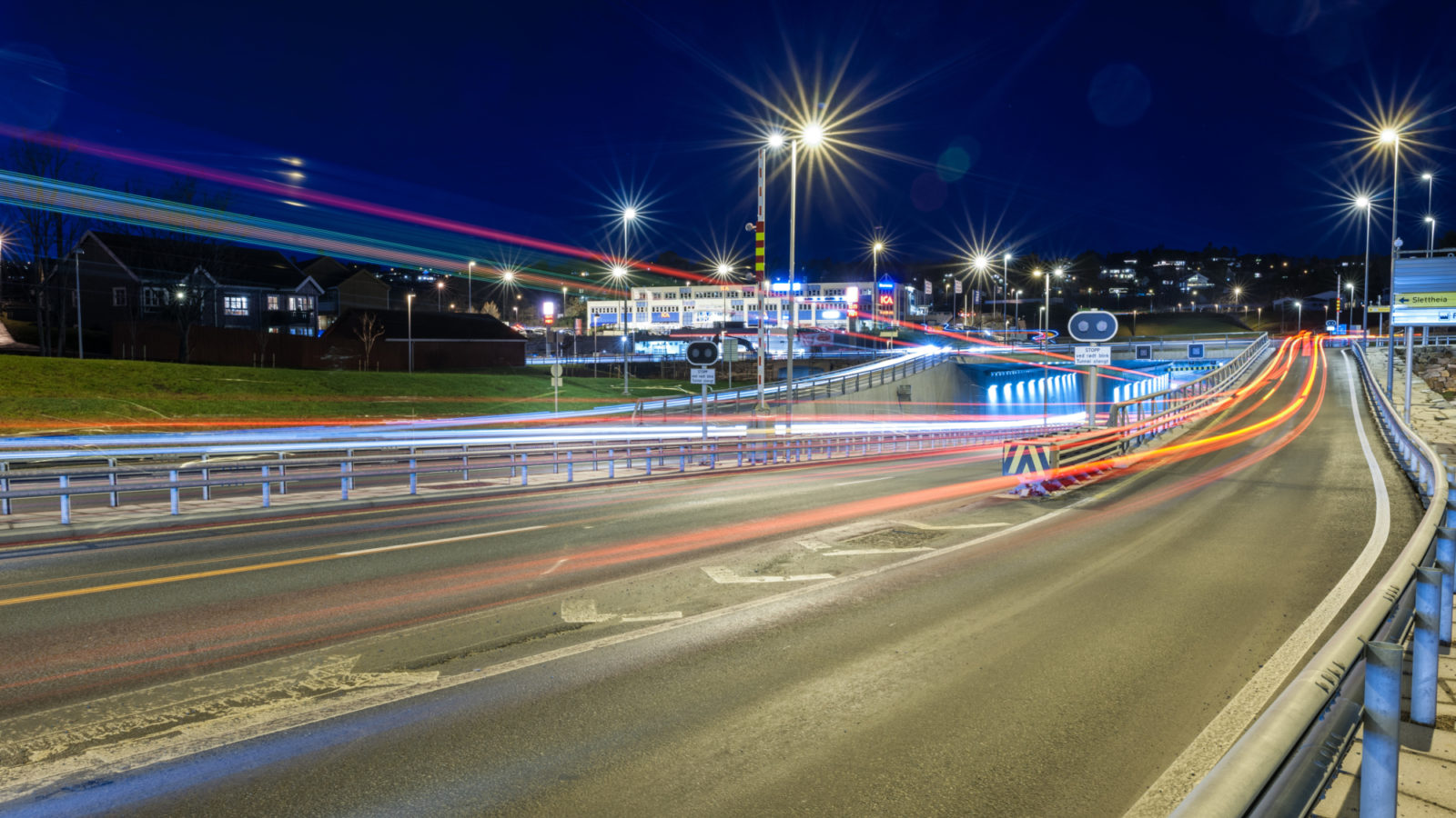 Statens Vegvesen southern region – Nordre Vestfold