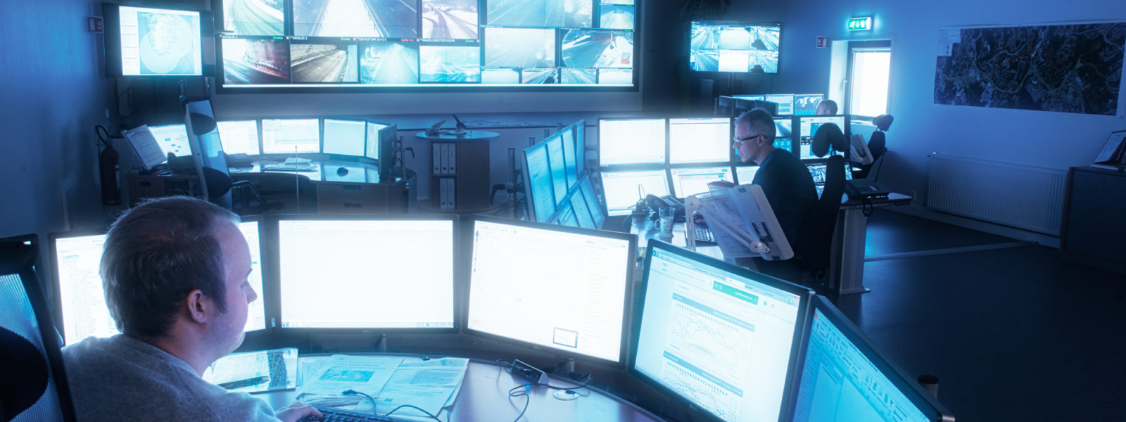 Kontroll- og Overvåkingssystemer