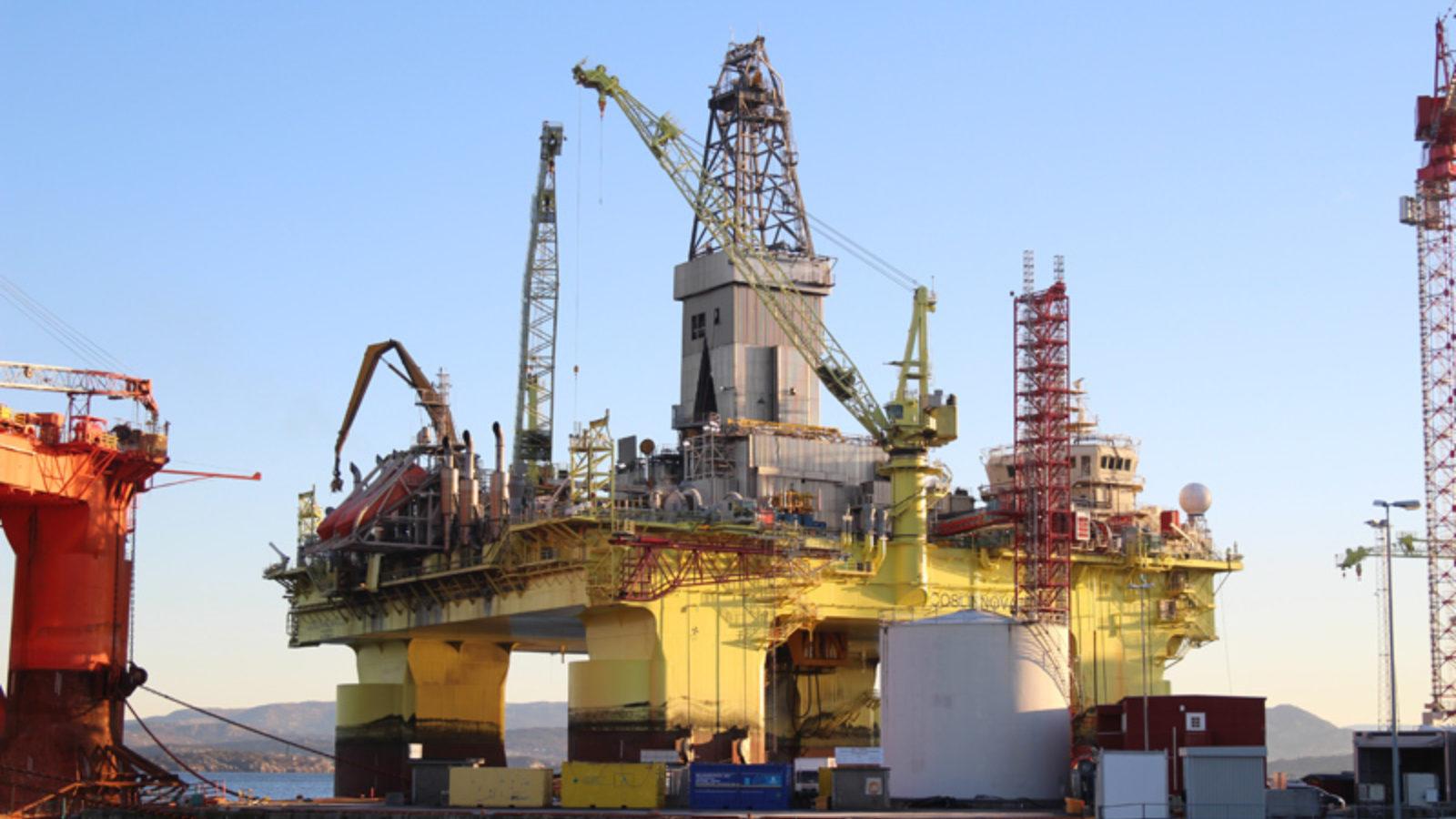 COSL drilling equipment SPS