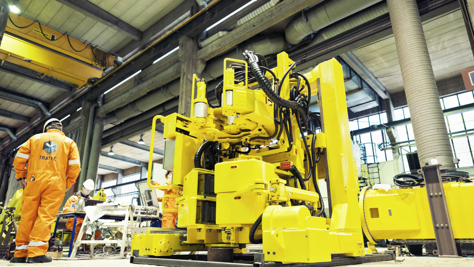 Maersk Drilling R-rigs overhaul and yard stay