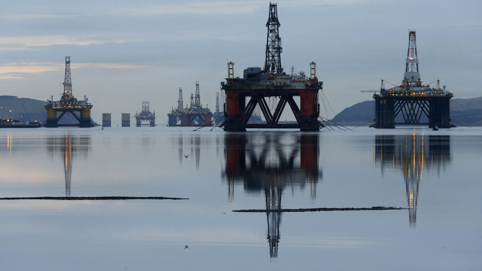 Rig and drilling equipment stacking, preservation and maintenance