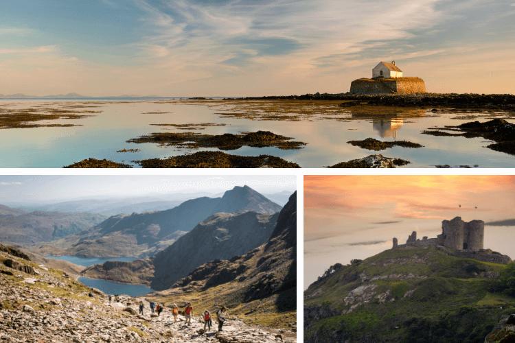 Wales scenes