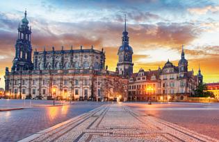 Barock trifft Moderne - Dresdens Schätze bei einer Citytour entdecken