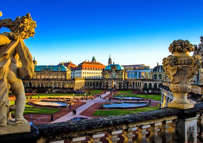 Holiday inn dresden city south mit stadtrundfahrt for Hotelsuche dresden