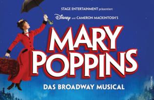 Mary Poppins Musical - Das weltbekannte Disney-Werk jetzt in Stuttgart