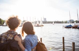 Auf Entdeckungsreise in Deutschlands beliebtester Hafenstadt