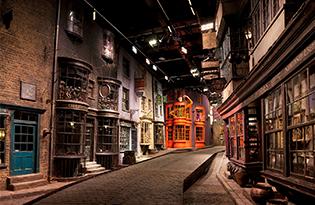 The Making of Harry Potter™ - Das Abenteuer hautnah in London erleben