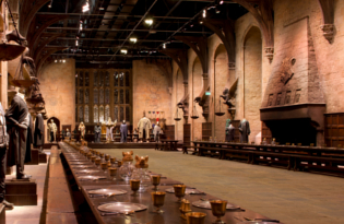 The Making of Harry Potter™ in der pulsierenden Hauptstadt Englands