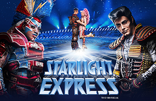 STARLIGHT EXPRESS - Das rasanteste Musical des Universums