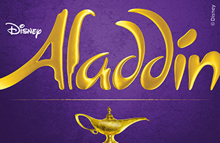 Disneys ALADDIN Musical in Hamburg -  Ein farbenfrohes Bühnenspektakel
