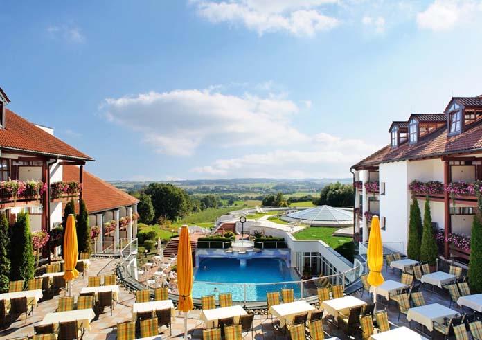 Badkamer Douchen In Bad ~ F?rstenhof Quellness & Golfhotel in Bad Griesbach TOP Angebot