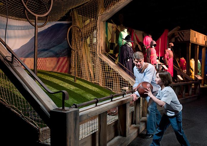 Harry Potter The Exhibition Deutschland