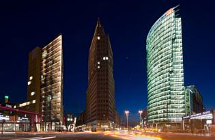 Erstklassiges Erlebnis mit wunderschönem Ausblick in der Berliner City