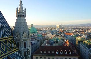 Kurzurlaub im Traditionshaus im Herzen des historischen Wiens