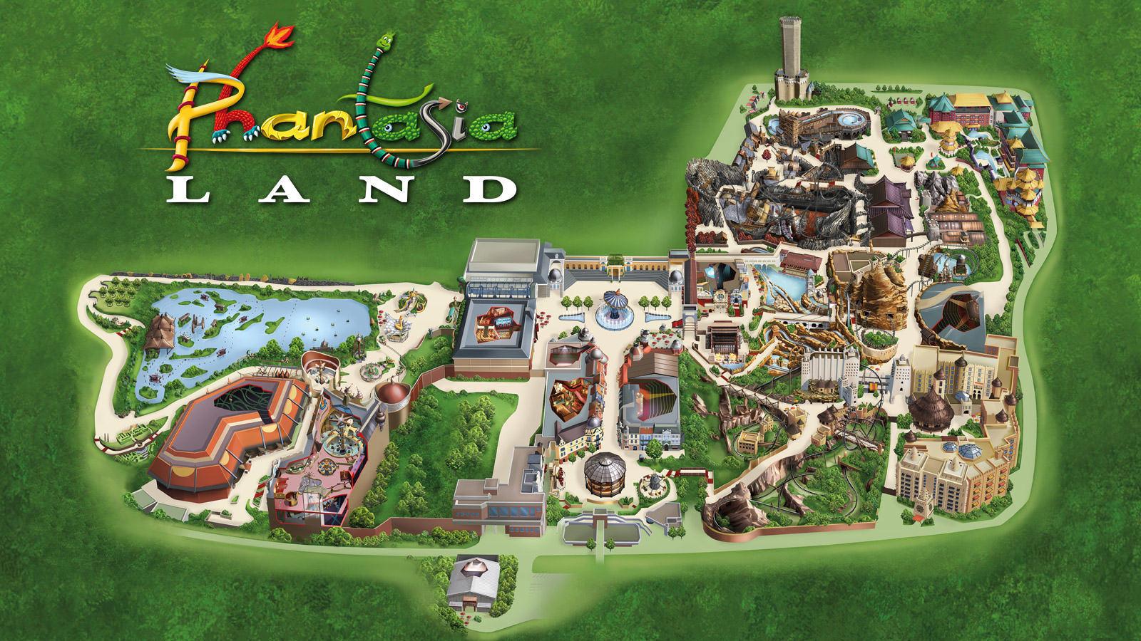 Karten phantasialand online