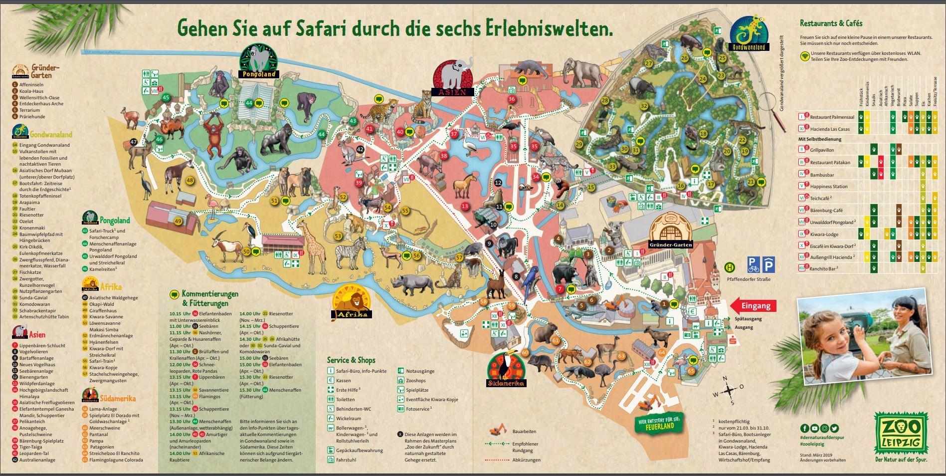 Zoo Leipzig Tickets Premium Hotel Ab 49 Travelcircus