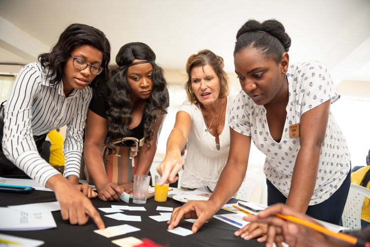 Jamaica Big-up workshops