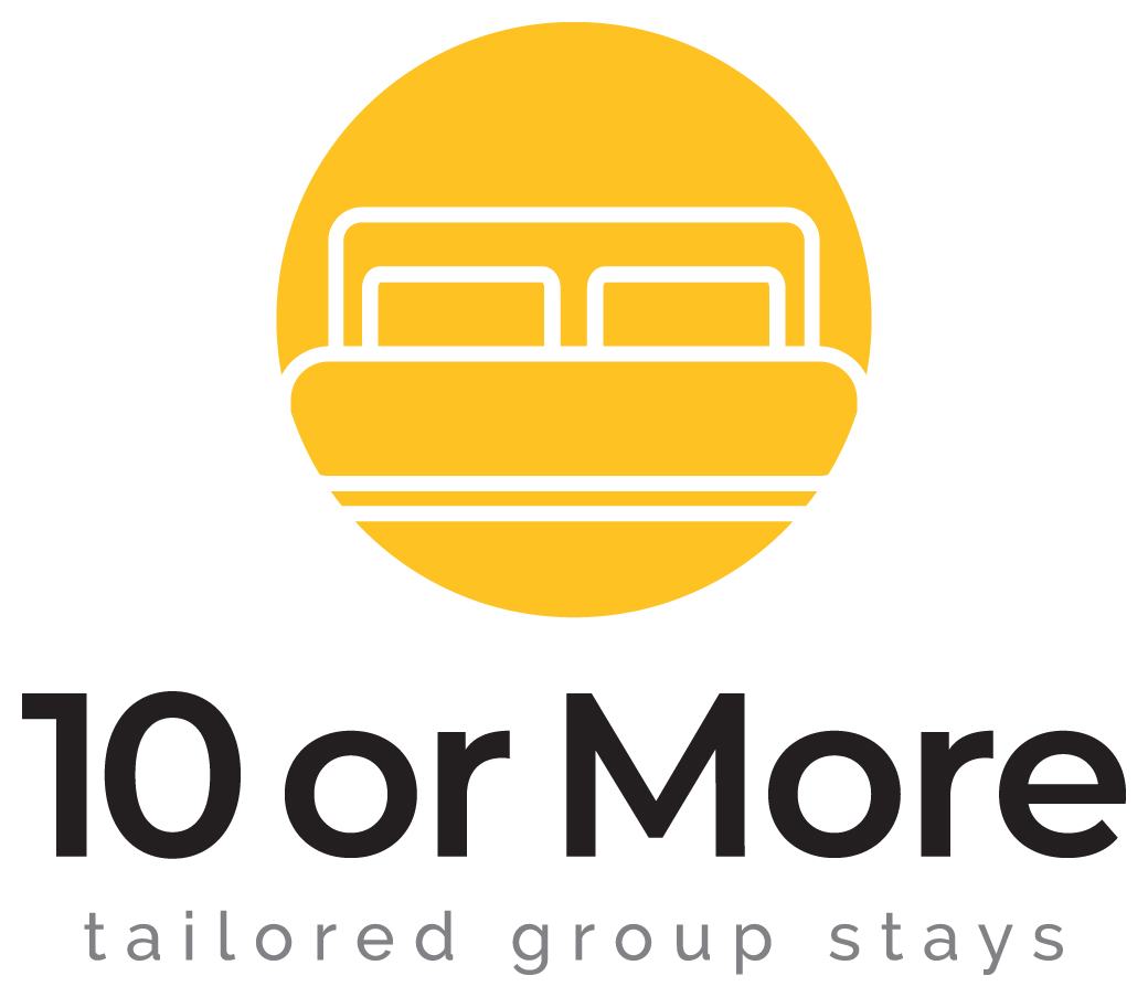10 or More Logo