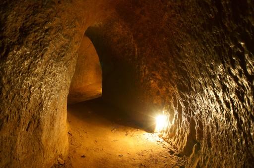 Cu Chi Tunnels - Saigon - Vietnam