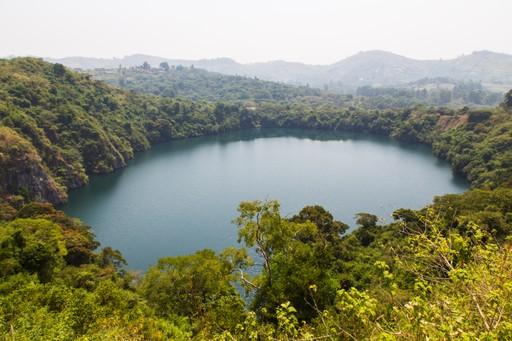 Ndali Kasenda Crater Lake