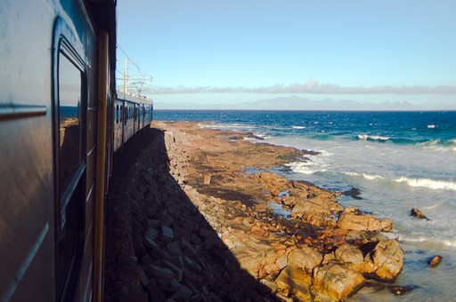 Trains in South Africa