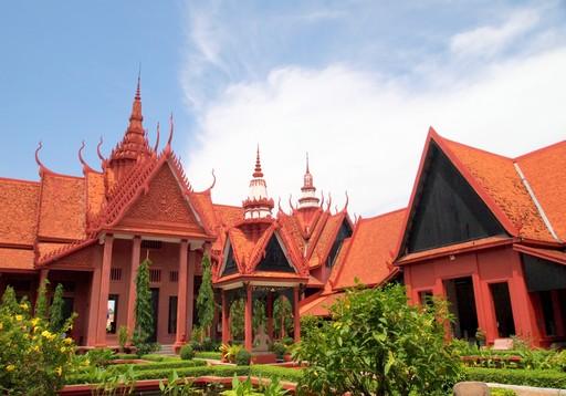 Phnom Penh - Museum