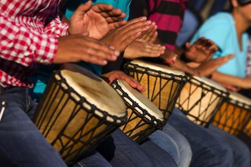 Dakar drums
