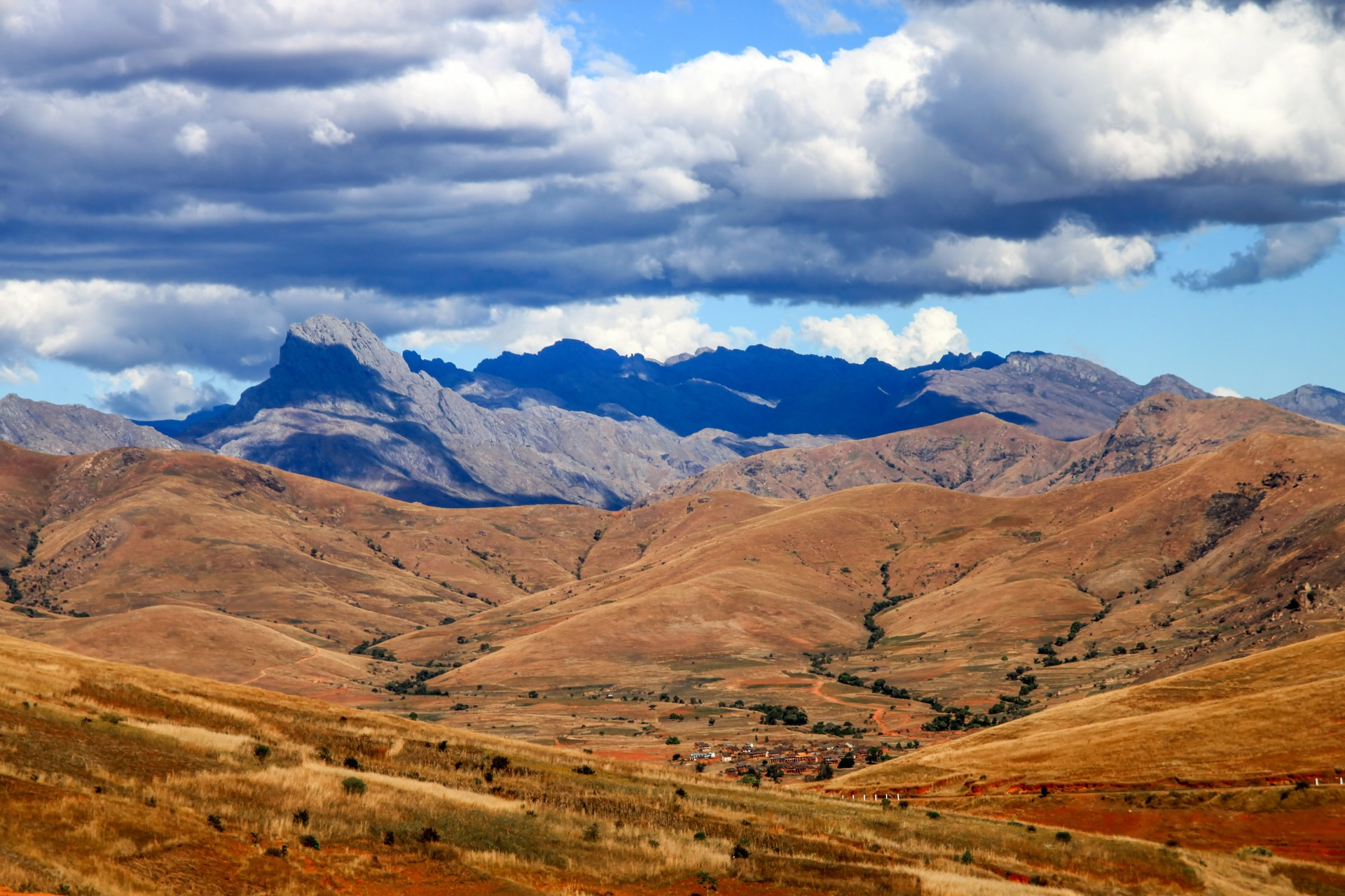 Andringitra National Park, Madagascar