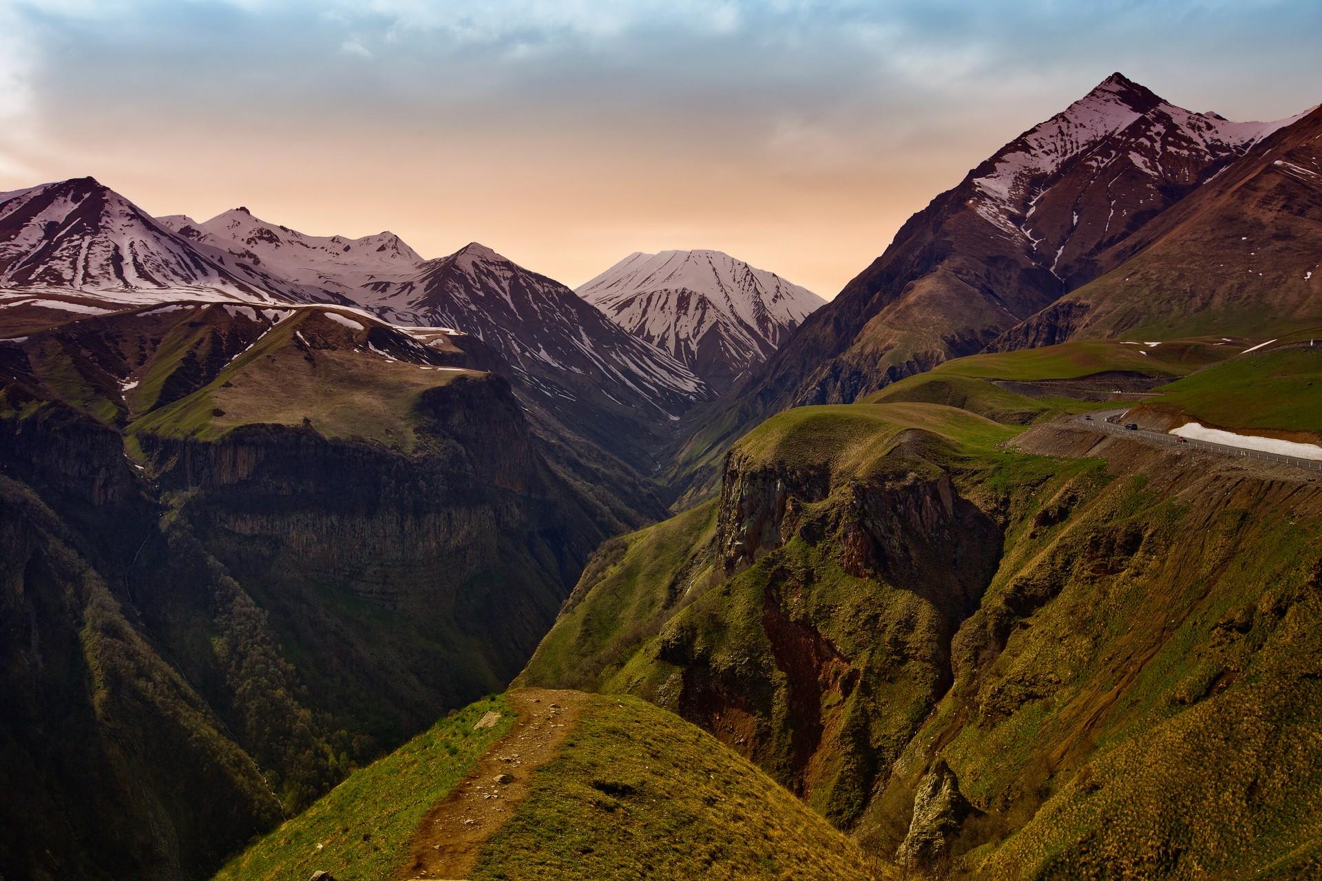 Mountains of Georgia