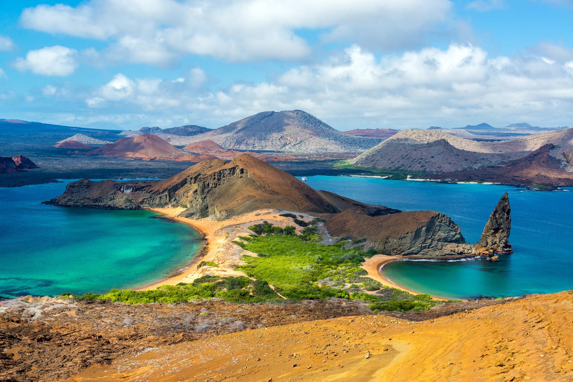 The Galapagos Islands of Ecuador