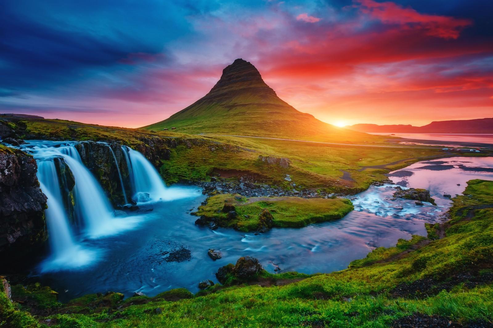 Snæfellsnes Peninsula Iceland
