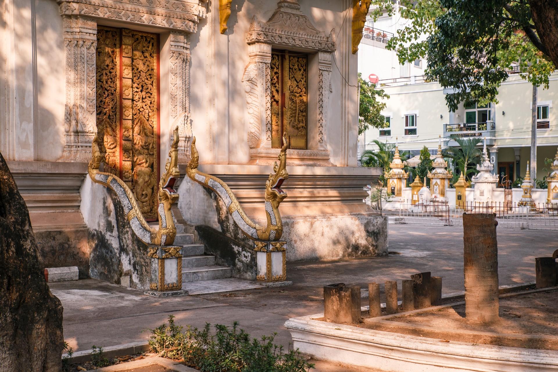 Wat Haysoke Vientiane Laos