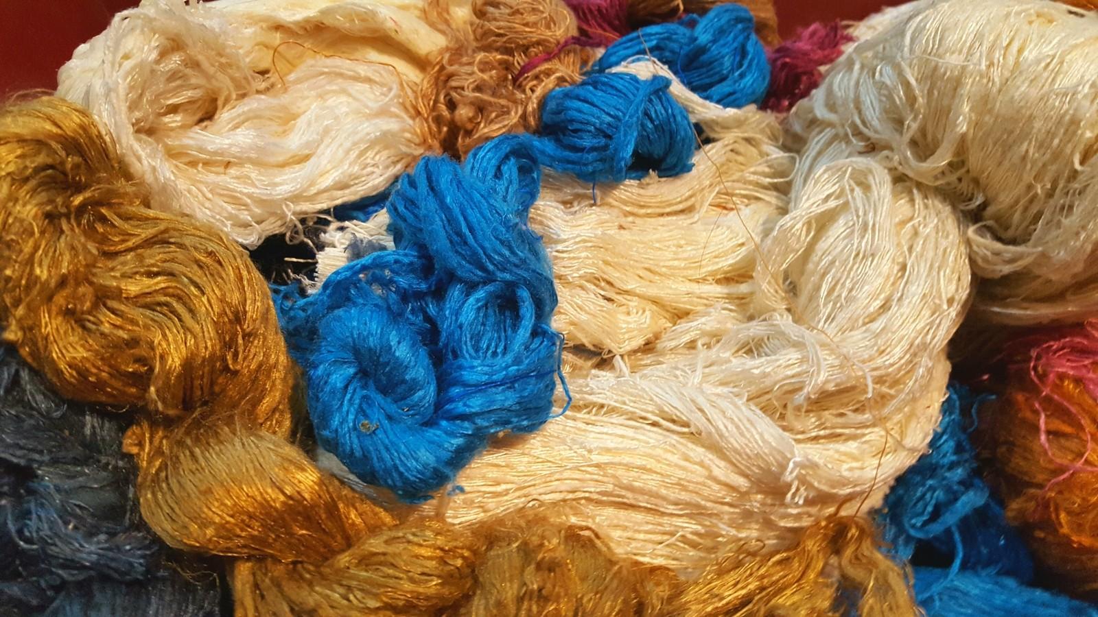 Silks, China