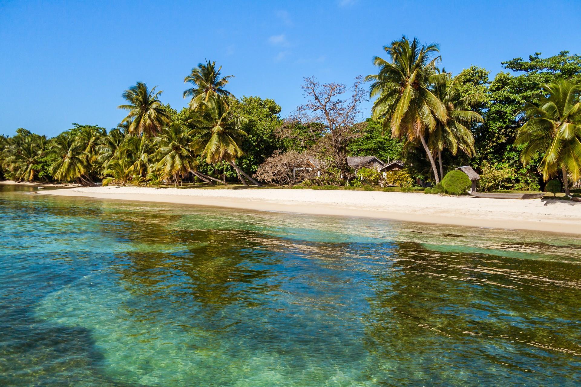 Île Sainte-Marie Madagascar
