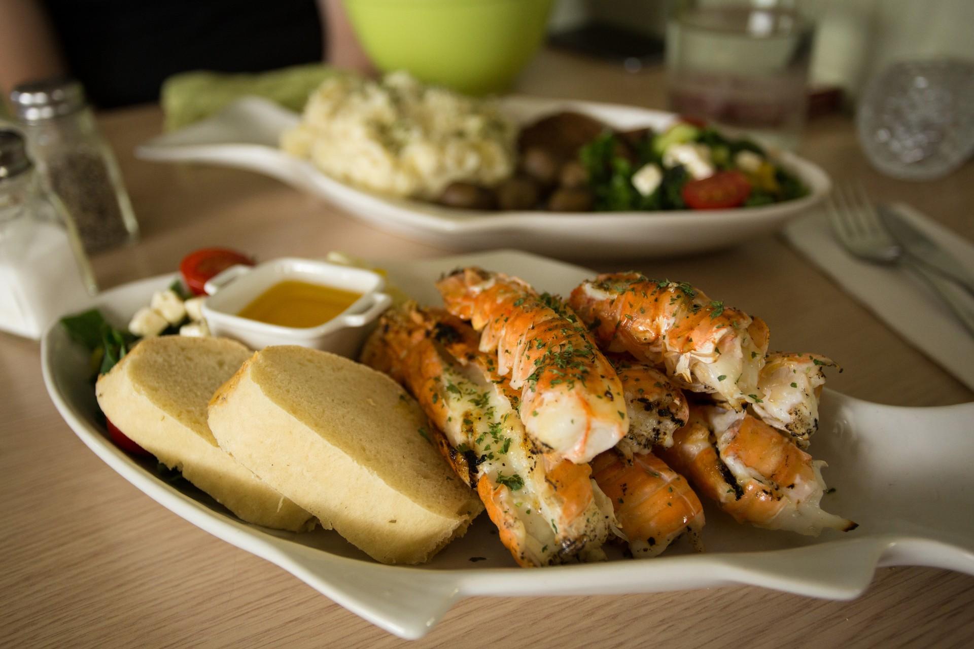 Icelandic meal