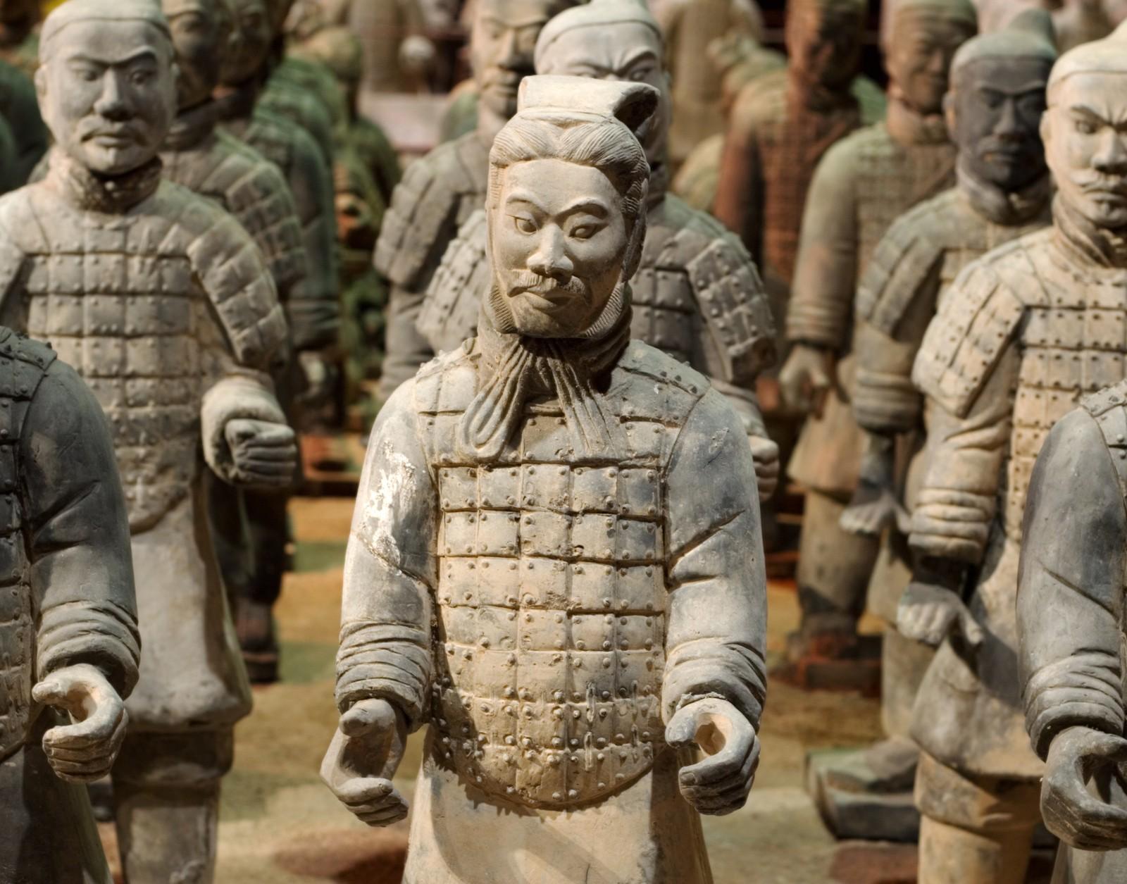 Xian's Terracotta warriors