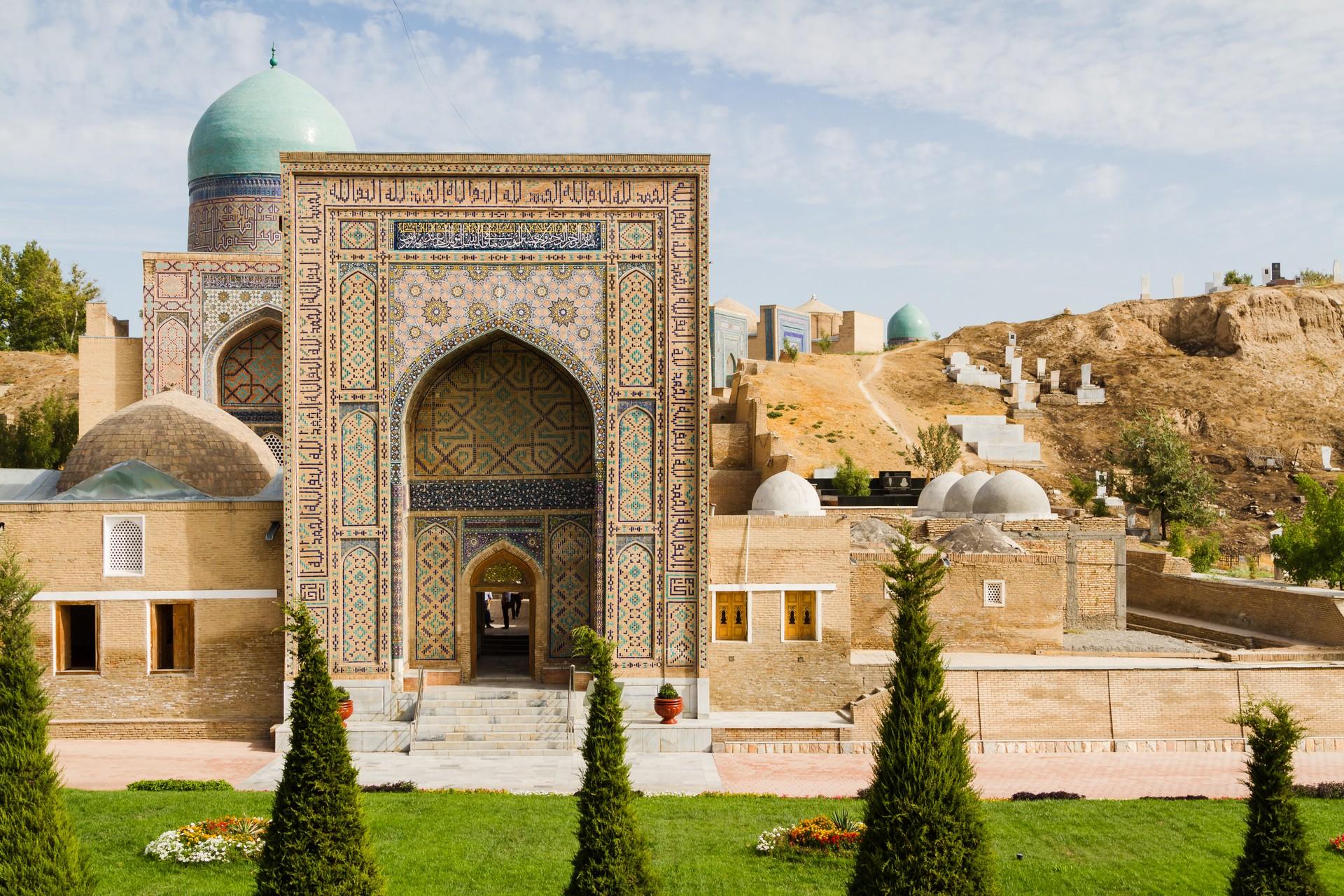Samarkand, Uzbekistan area of the Silk Route
