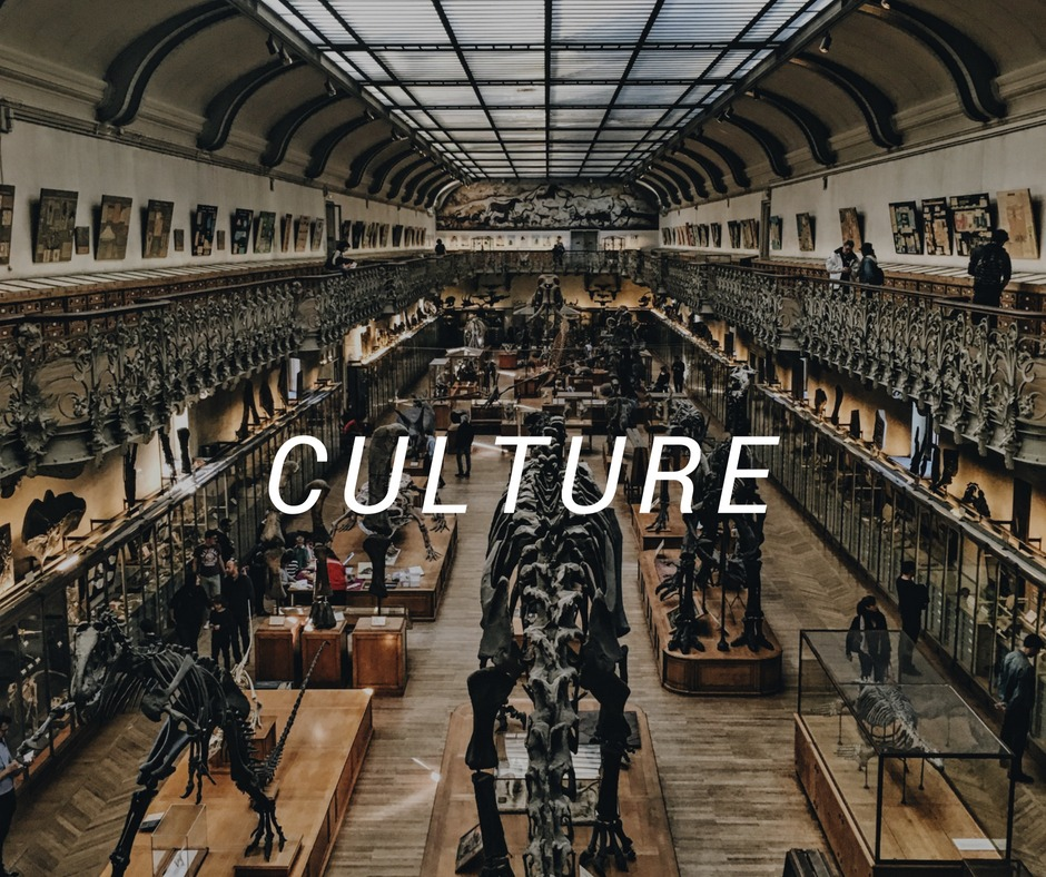 Culture travel destinations