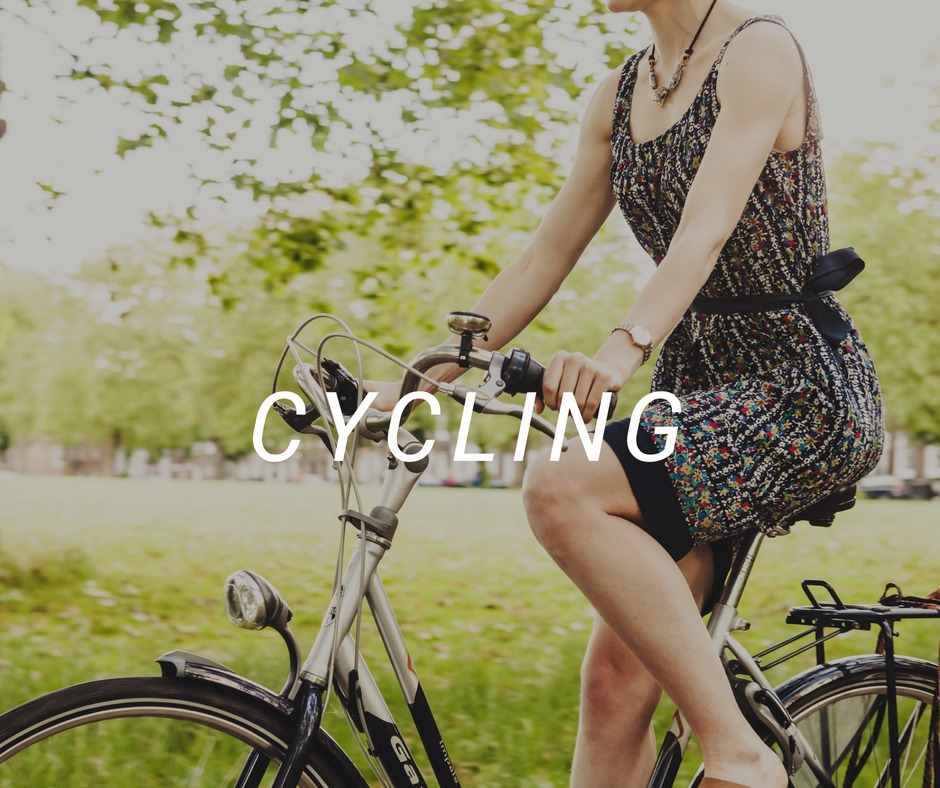 Cycling travel destinations