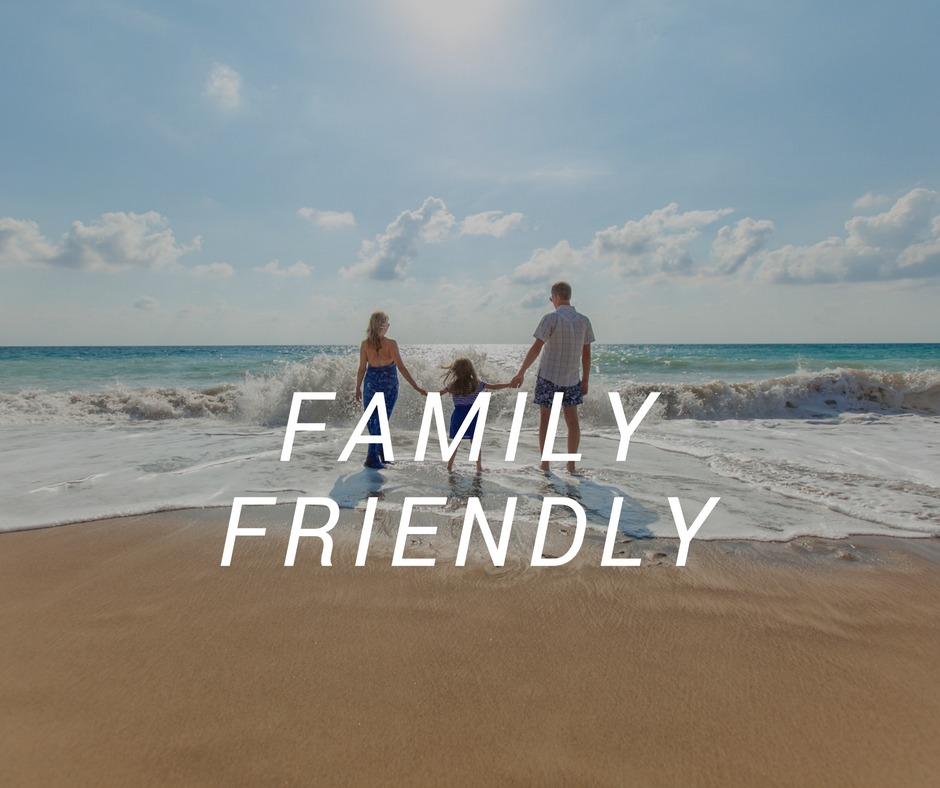 Family friendly travel destinations